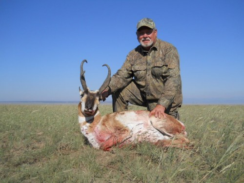 Antelope Hunting New Mexico