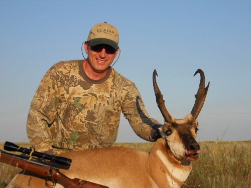 Antelope Hunting in New Mexico